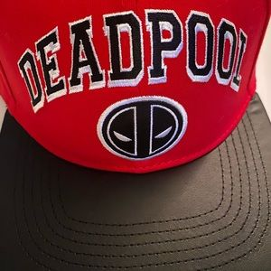 Deadpool Baseball cap hat